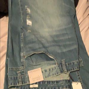 Men's Calvin Klein jeans size w48 L30